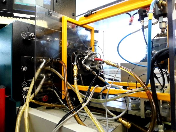 (Injection Pumps) - Common Rail Pump Testing