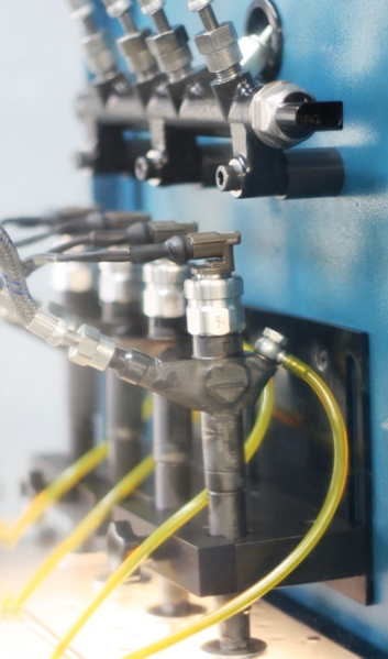 Injector Servicing - Diesel Australia